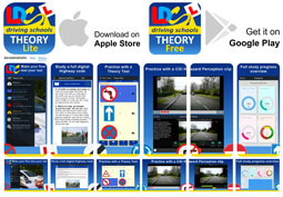 LDC Theory Test Apps