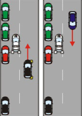 Dealing with other road users