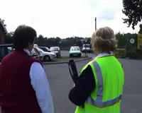 Driving Test - Eyesight check