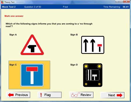 LDC Driving Test Complete software
