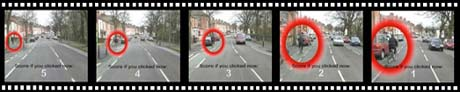 Hazard Perception Film Strip