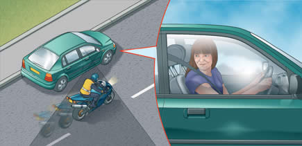 Highway Code Rule 159