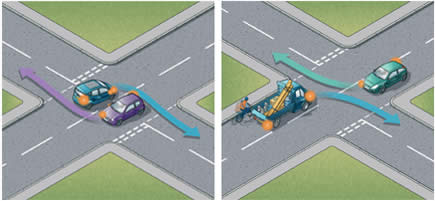 Highway Code Rule 181