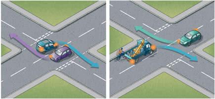 Highway Code Rule 181
