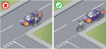 Highway Code Rule 182