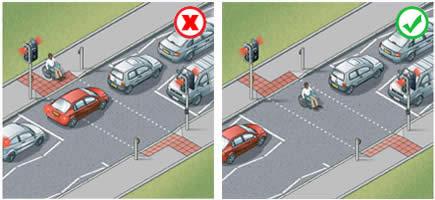 Highway Code Rule 192