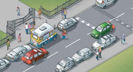 Highway Code Rule 206