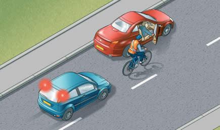 Highway Code Rule 239
