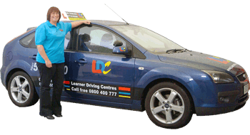 Gill Chisholm Driving Lessons