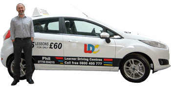 Philip Rushworth Driving Lessons