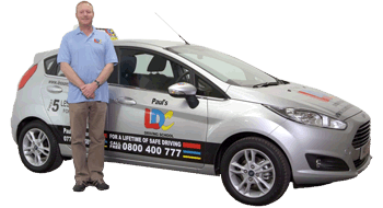 Paul Dorrington Driving Lessons