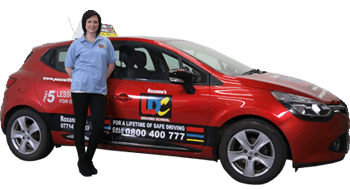 Roxanne Hill Driving Lessons