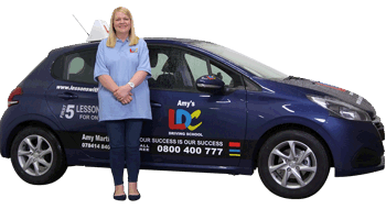 Amy Martin Driving Lessons