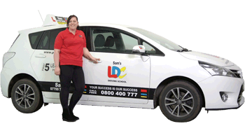 Sam Kelly Driving Lessons