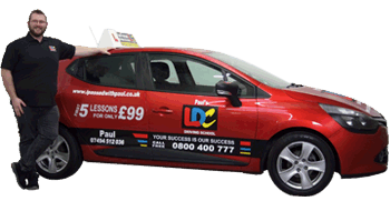 Paul Farrant Driving Lessons