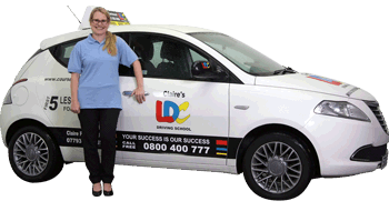 Claire Farrimond Driving Lessons