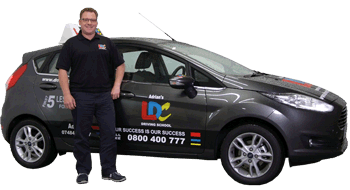 Adrian Dewsbury Driving Lessons