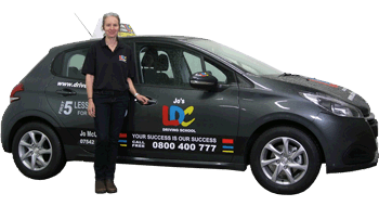 Jo McCarthy Driving Lessons
