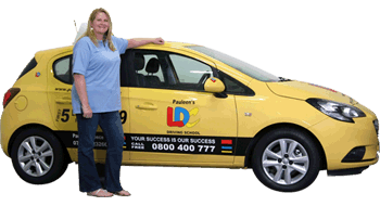 Pauleen Preece Driving Lessons