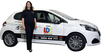 Paula Cartner Driving Lessons