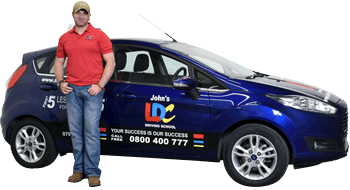 John Moorby Driving Lessons