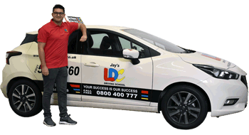 Jay Stepney Driving Lessons