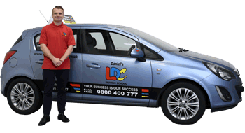 Daniel Woodward Driving Lessons