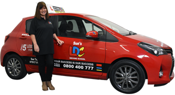 Sue Topham Driving Lessons