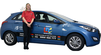 Joanna Pope Driving Lessons