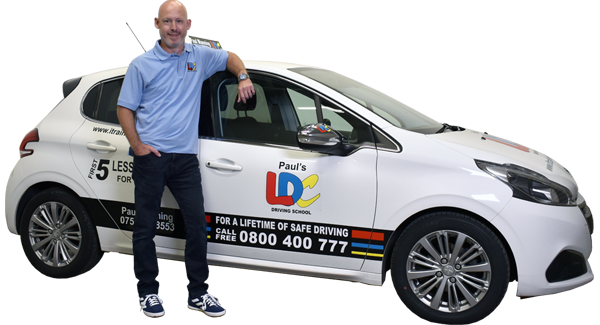 Paul Manning Driving Lessons