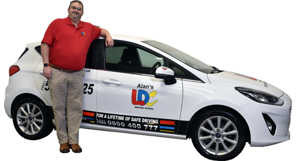Alan Waters Driving Lessons