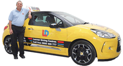 Driving Instructor Car DS3
