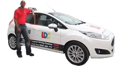 Driving Instructor Car Fiesta