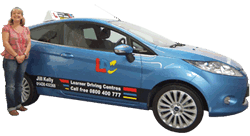 Driving Instructor Car Focus