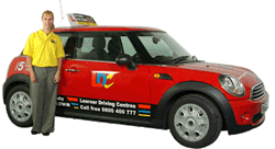 Driving Instructor Car Mini