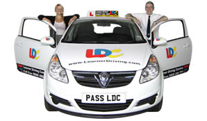Driving courses with LDC