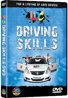 LDC Driving Skills DVD Video