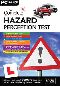 The Complete - Hazard Perception Test