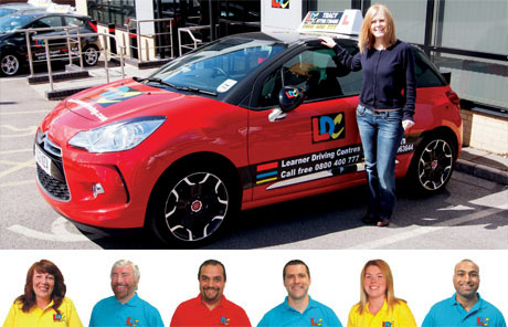 LDC driving school instructors